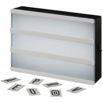 The Cinema light box