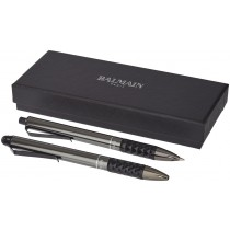 Tactical grip duo pen gift set