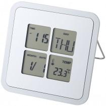 Livorno desk weather clock